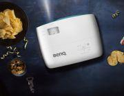 Niedrogi projektor 4K HDR do domu - BenQ TK800M