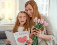 Prezent na Dzień Matki - 5 sprawdzonych pomysłów