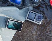 Oto kamera sportowa DJI Osmo Action - 4K, HDR, 2 ekrany i stabilizacja
