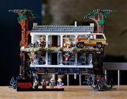 Klocki LEGO dla fanów Stranger Things - Dom Byersów wygląda rewelacyjnie