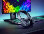 Razer Kraken X to lekkie słuchawki do grania przez cały dzień
