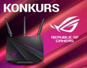 Konkurs: Szybka i nowoczesna sieć z ASUS ROG