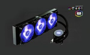 Poskromić Threadrippera! Test chłodzenia Cooler Master MasterLiquid ML360 RGB TR4