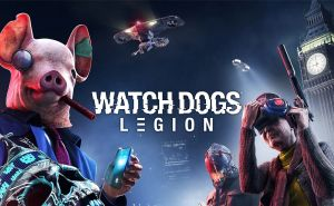 Watch Dogs: Legion - GeForce RTX 3080 kontra ray-tracing