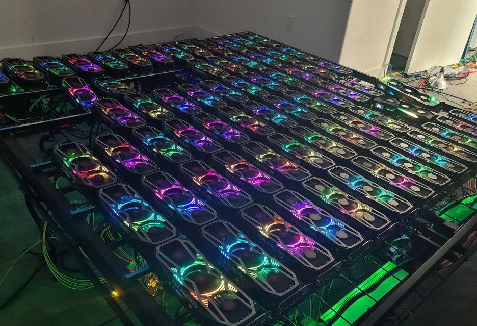 GeForce RTX 3060 - Nvidia ogranicza wydajność w kopaniu kryptowalut Carte Graphique Pénurie
