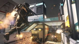 Call of Duty: Advanced Warfare gra tryb Momentum