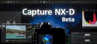 Nikon Capture NX-D beta