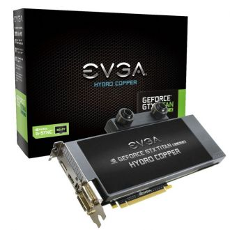 EVGA GeForce GTX Titan Black Hydro Copper karta graficzna