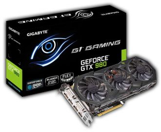 Gigabyte GeForce GTX 980 Gaming G1 karta graficzna