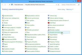 Windows 8 - tablica partycji