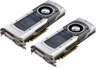 GeForce Titan 2x