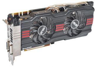 Asus GeForce GTX 770 DCUII OC