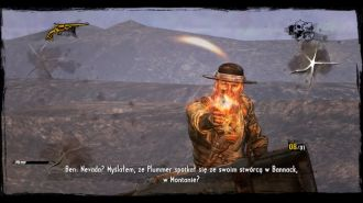 Call of Juarez: Gunslinger - reworwelowiec