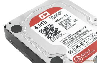 Western Digital WD Red 4 TB