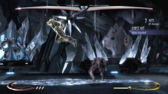 Injustice: Gods Among Us Ultimate Edition - starcie