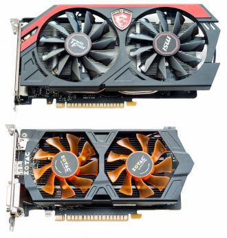 GeForce GTX 750 i GeForce GTX 750 Ti