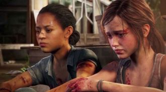 The Last of Us: Left Behind -  Ellie i Riley