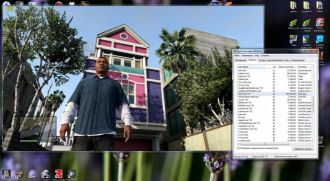 GTA 5 gra wersja PC screen