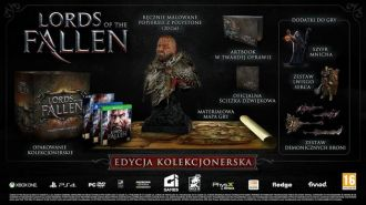 Lords of the Fallen EK