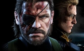 MGS V Ground Zeroes PC