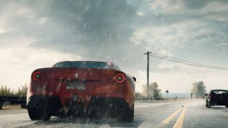Need for Speed: Rivals gra 30 fps
