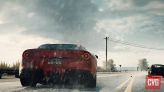 Need for Speed: Rivals screen