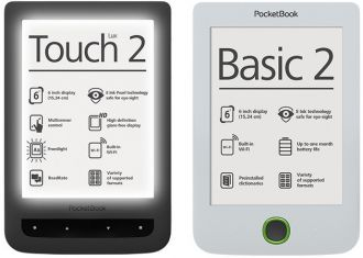 PocketBook Touch Basic 2