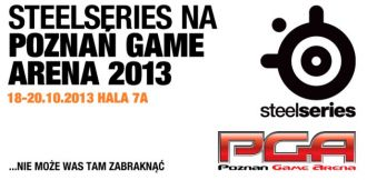 Poznań Game Arena 2013 SteelSeries