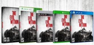 The Evil Within gra okładka