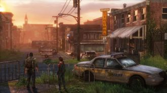 The Last of Us gra PS4
