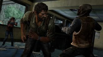 The Last of Us Remastered gra