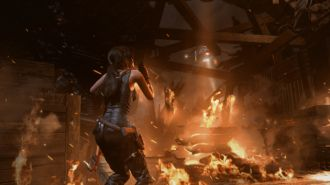 Tomb Raider: Definitive Edition gra 30 fps
