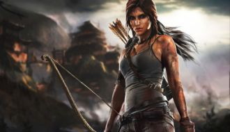Tomb Raider gra grafika ps3 ps4