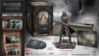 Assassin's Creed: Syndicate Edycja Cross