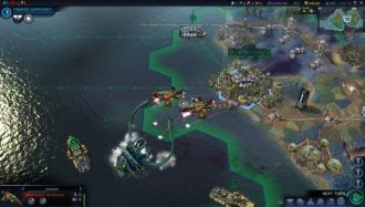 Civilization: Beyond Earth mapa