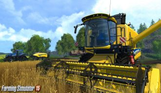 Farming Simulator 15 gra