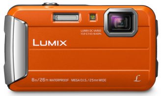 Panasonic Lumix FT30 przód