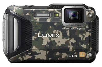 Panasonic Lumix FT6 przód