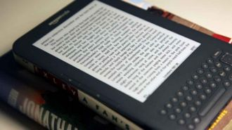 E Ink Kindle 3