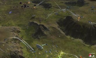 Ashes of the Singularity gra - screen