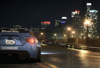Need For Speed gra