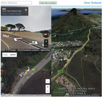 Google Earth Street Earth