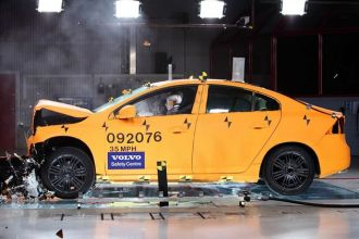 Volvo Safety Test