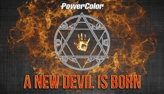 PowerColor A New Devil is Born - promocja
