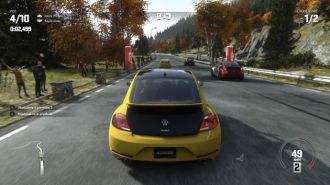 DriveClub - VW Beetle