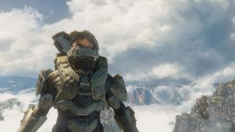 Halo: Master Chief Collection screen