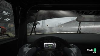 Project Cars – start w deszczu