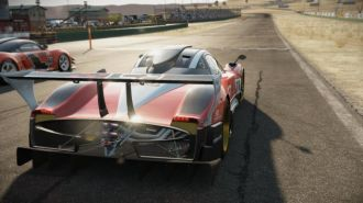 Project Cars – start pagani zonda