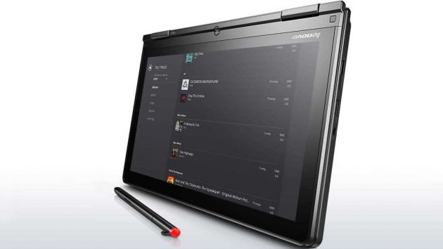 Lenovo ThinkPad Yoga rysik