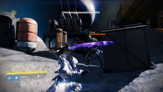 Destiny The Taken King - screen z gry